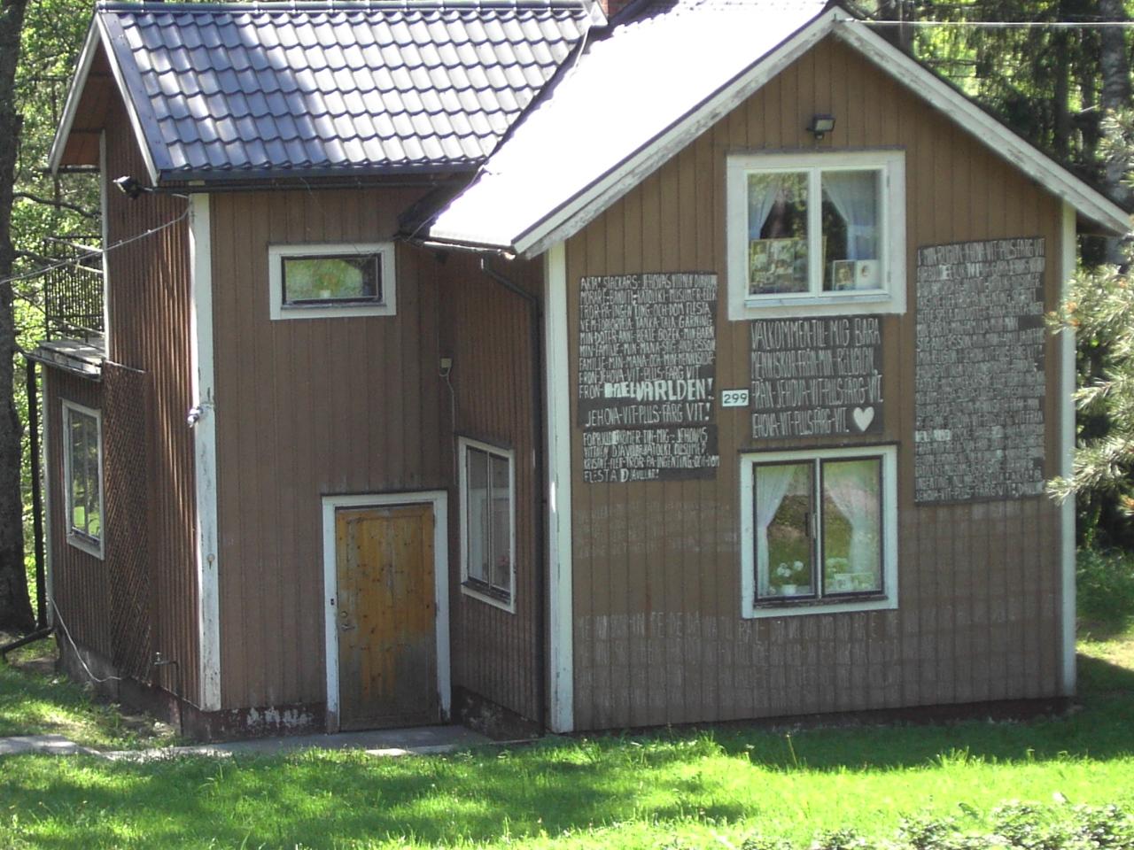 hus till salu järbo